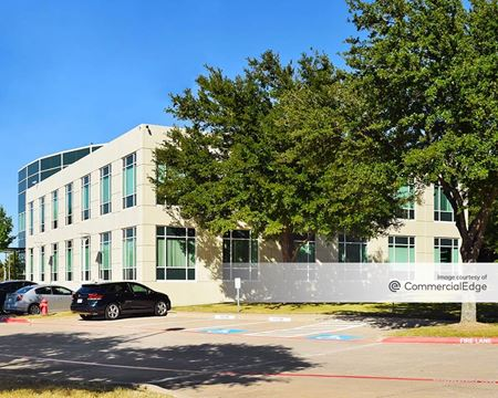 Park West Commerce Center - 500 Airline Drive - Coppell