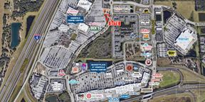 Outparcel Available Adjacent to Hooters in Sanford
