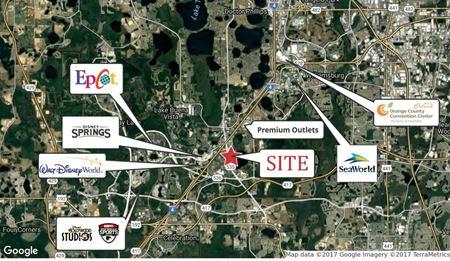 Lake Bryan Development Site - Orlando