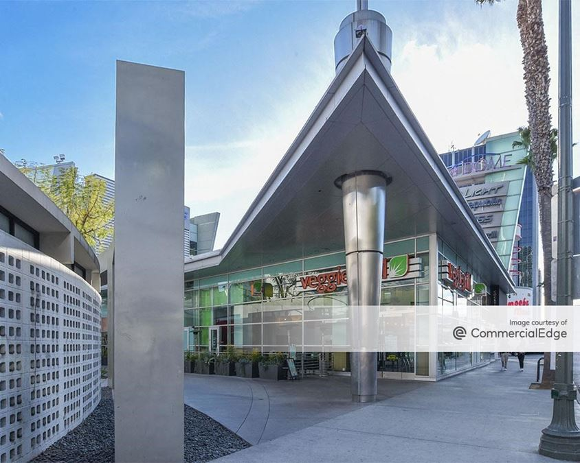 The Dome Entertainment Center