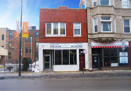 Prime West Town Retail/Restaurant Space Available - Chicago