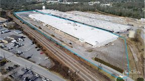 Industrial Warehouse Available in Greenville County