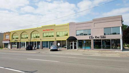 Van Beau Building - Royal Oak