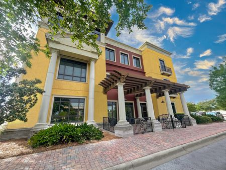 1,456 +/- SF Class A Office Suite | For Lease | Nautical Pointe Professional Center - Panama City Beach