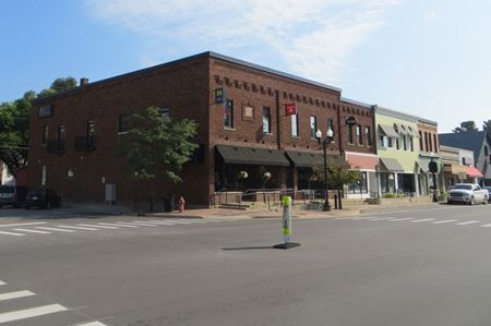 Office Space for Lease in Downtown Pinckney - Pinckney