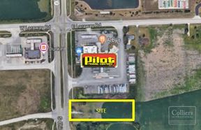 3+ Acres of Land Available For Sale in Joliet, Illinois