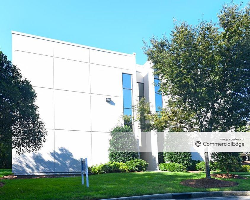 Research Triangle Park - Progress Center - Catawba Building