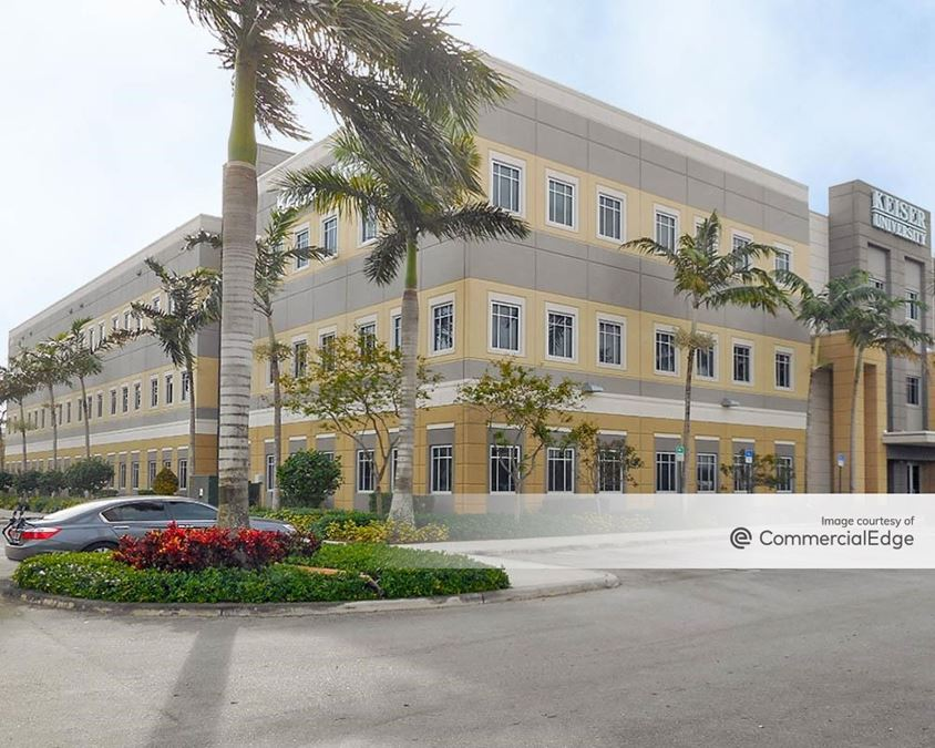 Crossroads at Dolphin Commerce Center - 2101 NW 117th Avenue