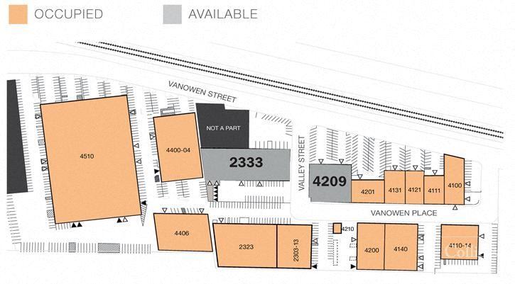 4209 Vanowen Place at Backlot Burbank - Creative Industrial Entertainment Campus