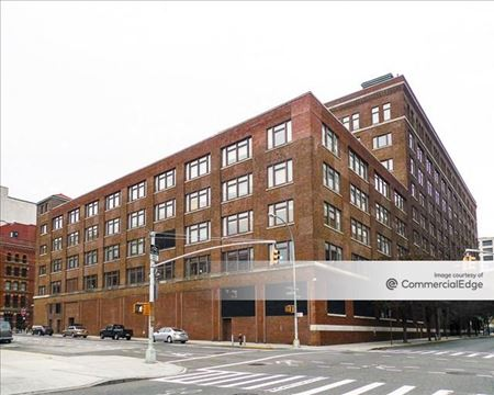 Carpenters' Union  Building - New York