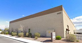 WAREHOUSE/DISTRIBUTION SPACE FOR LEASE - Las Vegas