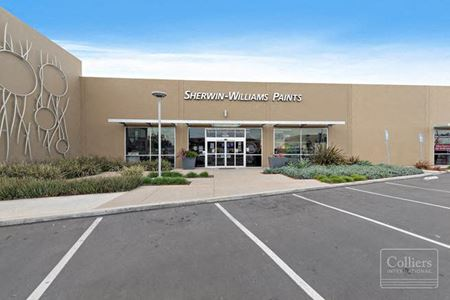 ± 5,056 SF Showroom/ Retail Condo with Freeway Visibility - Fountain Valley