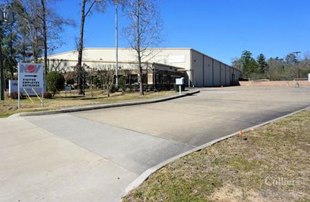 For Sale or Lease | 86,909 SF Manufacturing Facility - Conroe