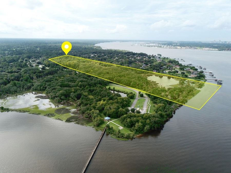 15.74 AC Waterfront Development Opportunity