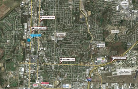 3600 Wheeler Avenue - For Sale - Fort Smith