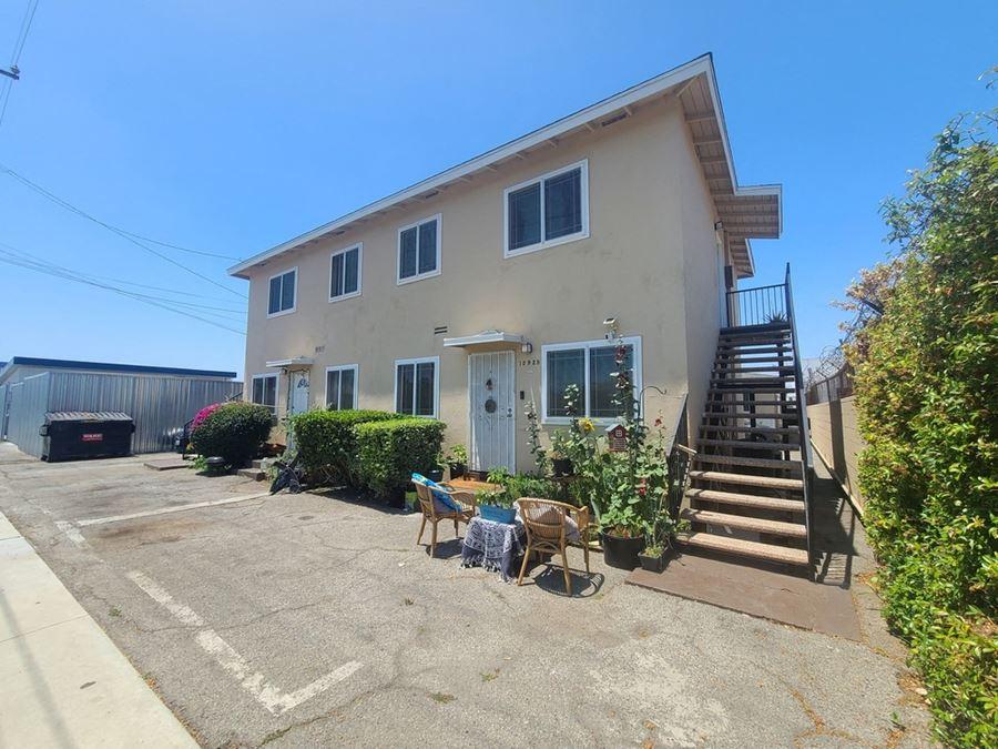 5-Unit Apartment Complex In Inglewood