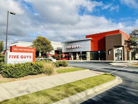 586 Haywood Road - Greenville