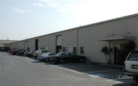 COMMERCIAL BUSINESS PARK - San Jose