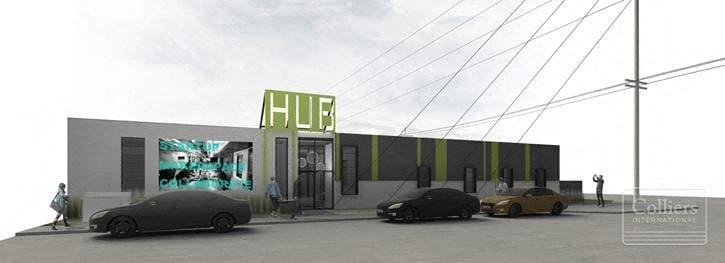 HUB, The