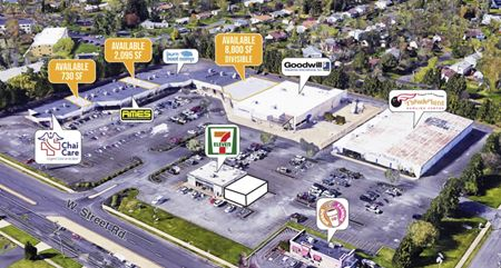 3 Retail Spaces for Lease in Warminster - Warminster