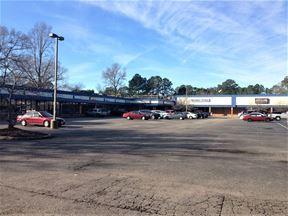 Mt. Pleasant Village Shopping Center
