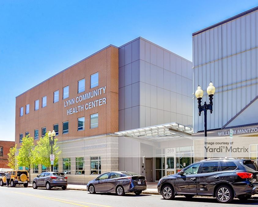 Lynn Community Health Center - Stephen D. Hayes & William Mantzoukas Buildings