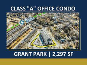 "Class ""A"" Office Condo | Grant Park | 2,297 SF - Atlanta"