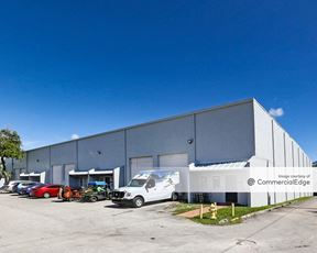 Lauderdale Lakes Industrial Park - Buildings 13, 14 & 15