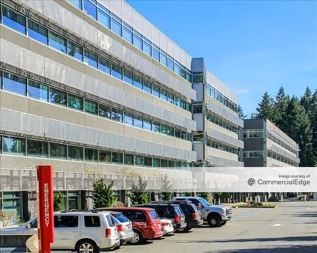 Microsoft Redmond Main Campus