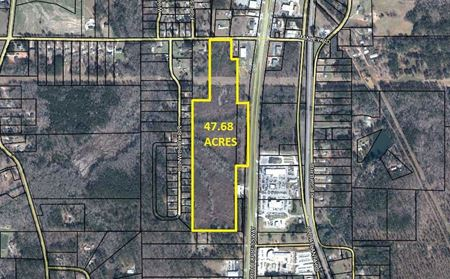 +/-47.68 ACRE DEVELOPMENT SITE - Griffin