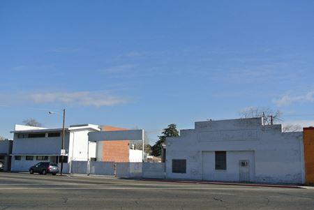 Sub Zero Capable Freezer Space, Office & Parking Lot - Fresno