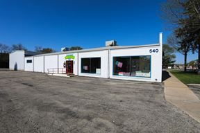 Retail Showroom | Flex Property - Naperville