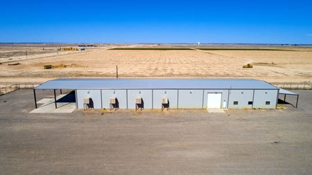 Two Bay Shop on 5.678 Acres - Pecos