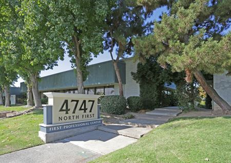 Renovated Professional Office Spaces Available in Fresno, CA - Fresno