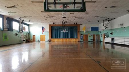 For Lease: Former Our Lady of Mercy School - Hicksville