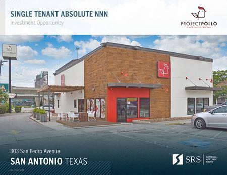 San Antonio, TX - Project Pollo - San Antonio