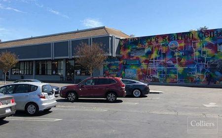 LAWRENCE STATION SHOPPING CENTER - Santa Clara