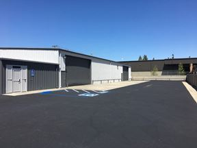±11,500 SF Freestanding Clear Span Building on 0.58 Acres - Fresno