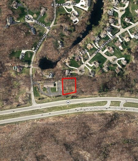 0.56 Acres M-59 - White Lake Township