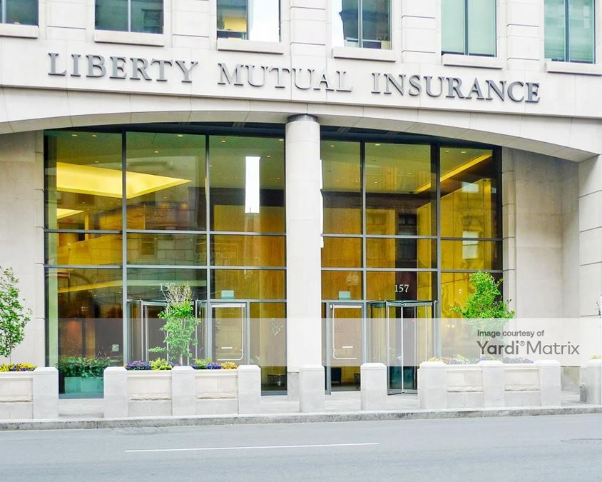 Liberty Mutual Headquarters