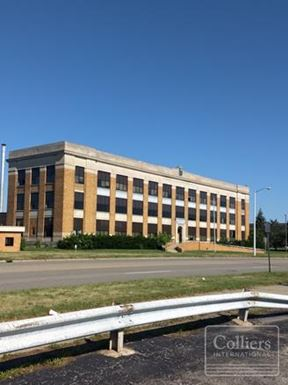 For Lease or Sale > 60,000 SF Stand Alone Office Historically Significant Property Former Durant Motors HQ