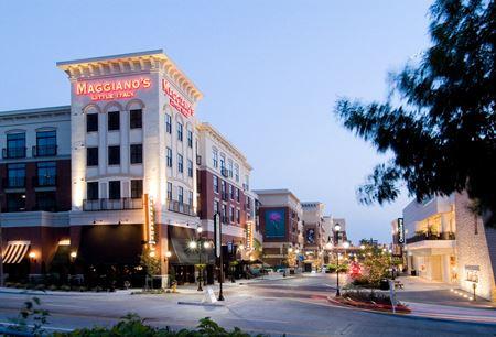 The Boulevard - St. Louis