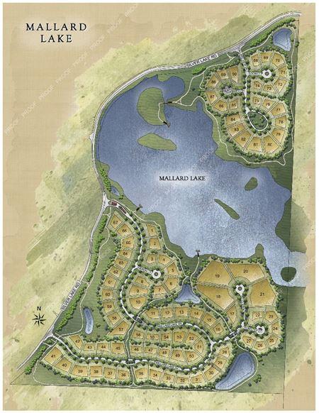 Mallard Lake Residential Development - Green Oak Township