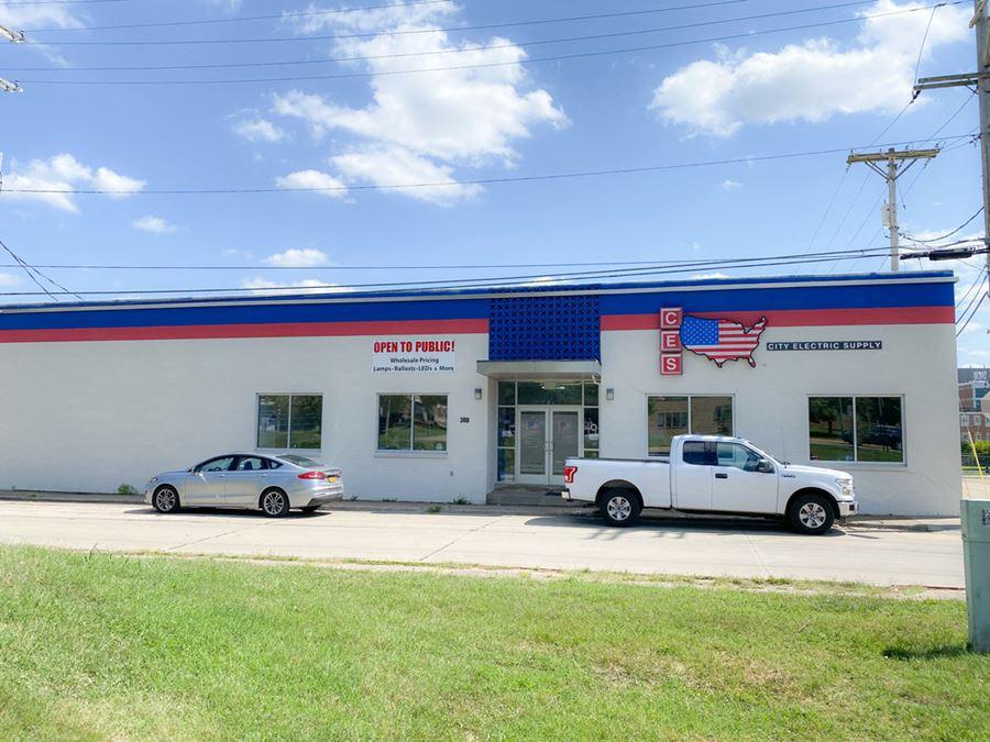 Open Showroom/ Warehouse Springfield, MO