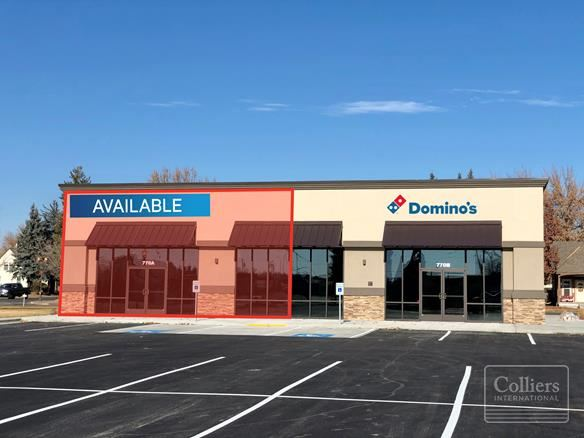For Lease | Retail Build-to-Suit | Weiser, Idaho