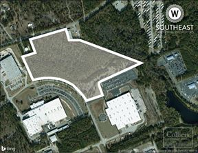±29.84-Acre Build-to-Suit Site in West Columbia