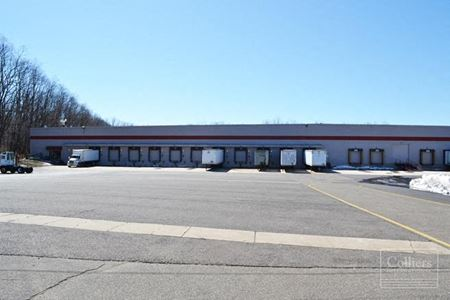 165,000 SF Space For Lease in Distribution Facility With Numerous Renovations - Enfield