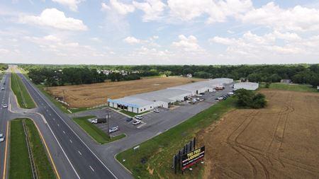 Highway 13 Office/Warehouse - Delmar