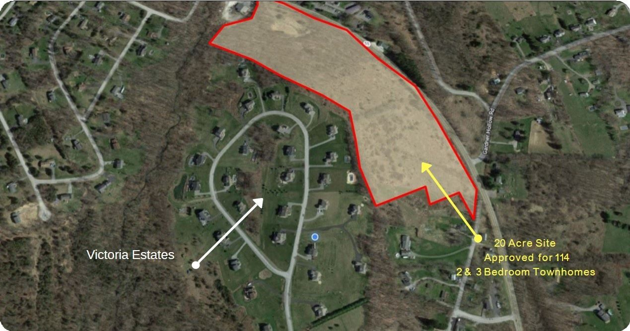 Townhome/Condo Development Site With Water Management In Place