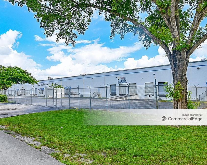 Palmetto Lakes Industrial Park - 4760 NW 165th Street